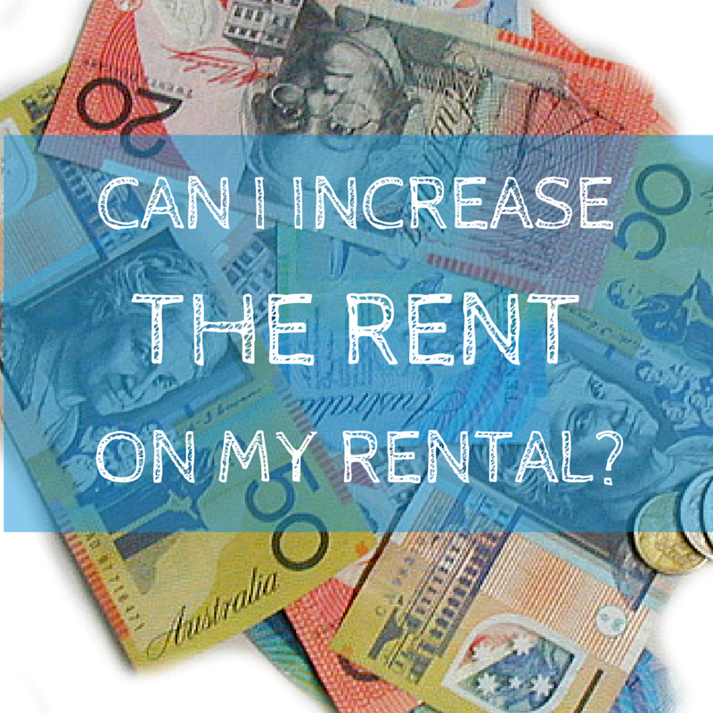 Can I Increase The Rent On My Rental Property Rental Property Rent Rental