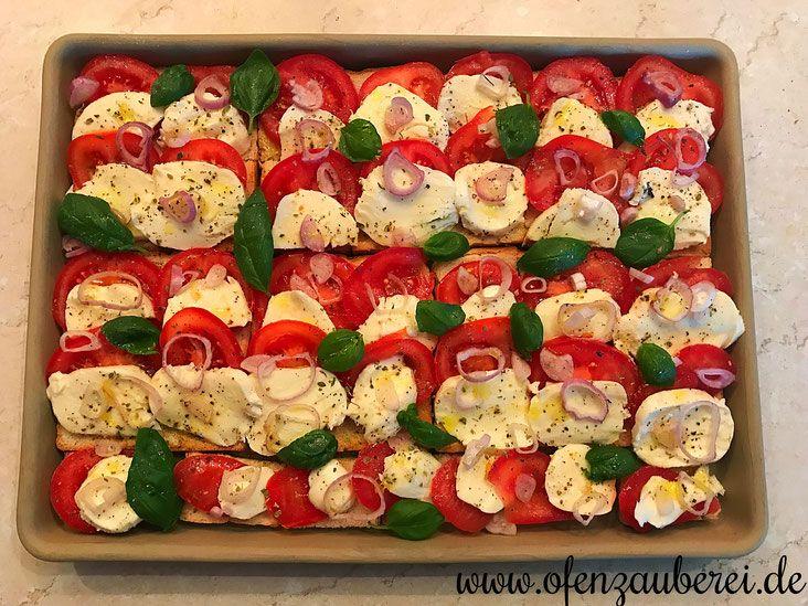 Photo of Toast Calabrese im Ofenzauberer James von Pampered Chef®