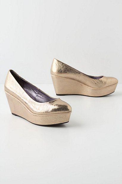 Miki Wedges - Anthropologie.com | Shoe