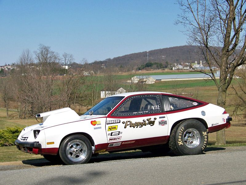1976 Chevy Monza | 1976 Chevrolet Monza 1/4 mile Drag Racing trap ...
