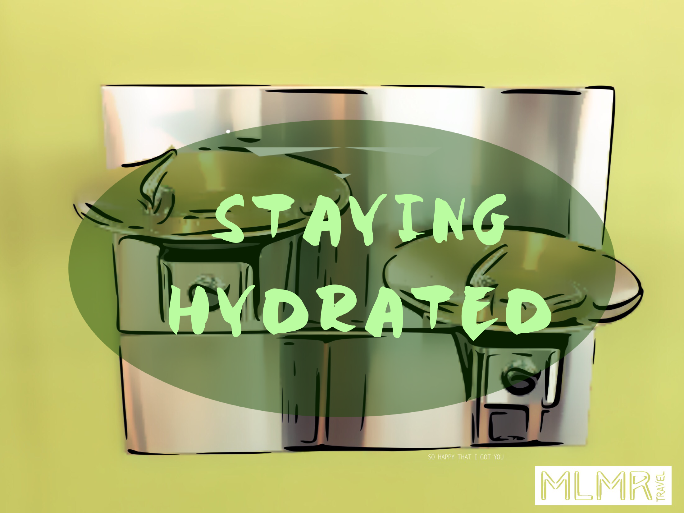 Staying Hydrated