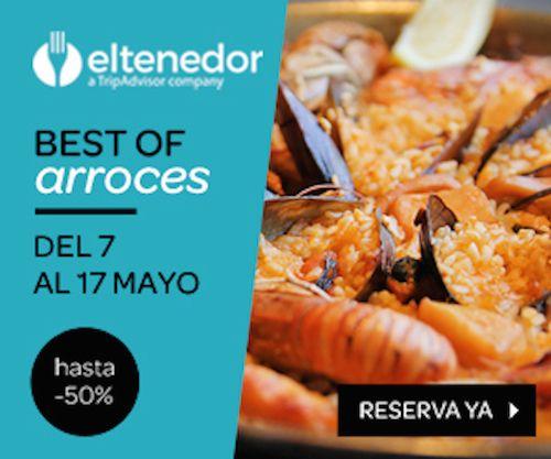 Disfruta de un gran arroz con el 50% de descuento - http://www.valenciablog.com/disfruta-de-un-gran-arroz-con-el-50-de-descuento/