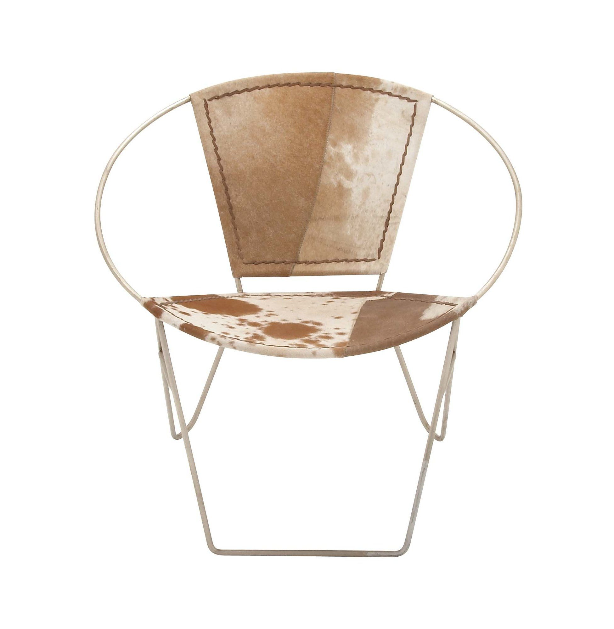 Hide Barrel Chair | Papasan chair and Products