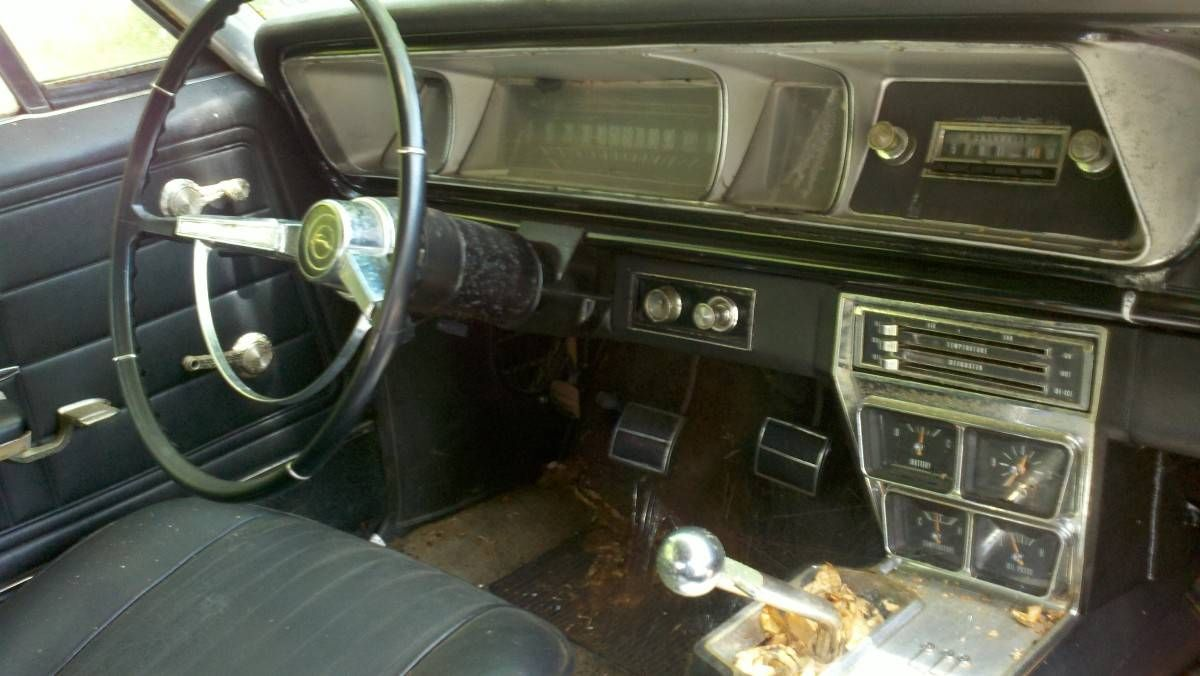 1966 Chevrolet Impala Ss 396 Car Interiors Pinterest Chevelle For Sale