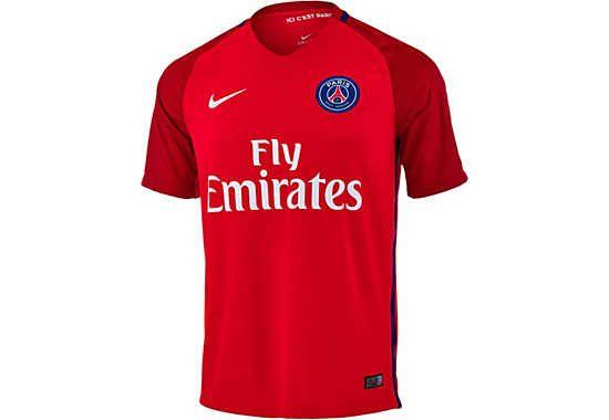 premium selection 14504 3afbb Nike PSG Away Jersey 2016-17 | SoccerMaster.com | PSG Soccer ...
