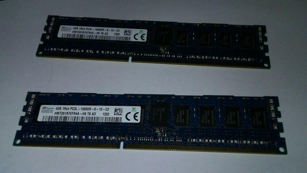 CRUCIAL 16GB 32GB 64GB 128GB PC3L-12800R DDR3-1600MHz 2RX4 REG SERVER MEMORY LOT