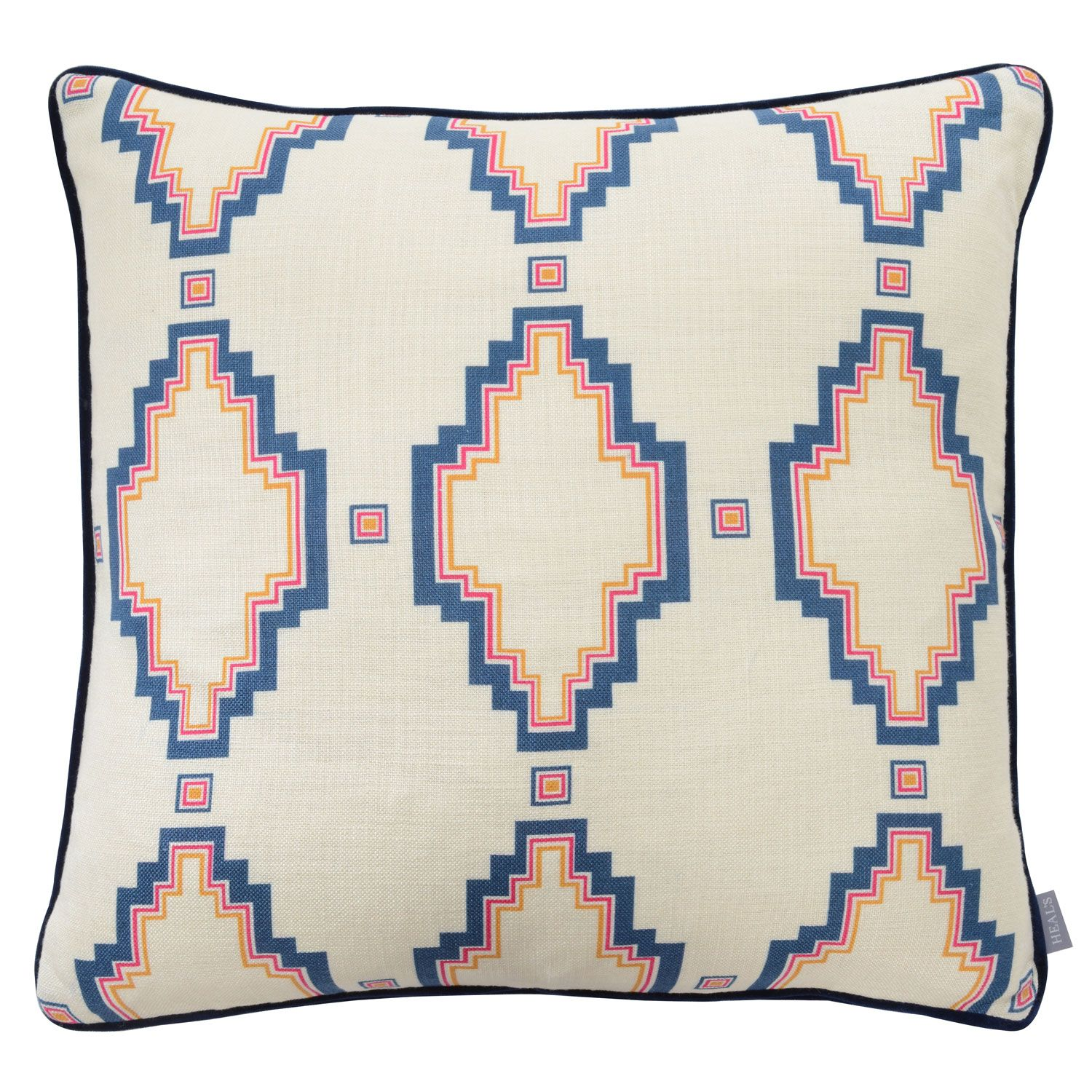 Heal\'s 1810 Deco Trellis Cushion By Ottilie Stevenson | Cushions ...