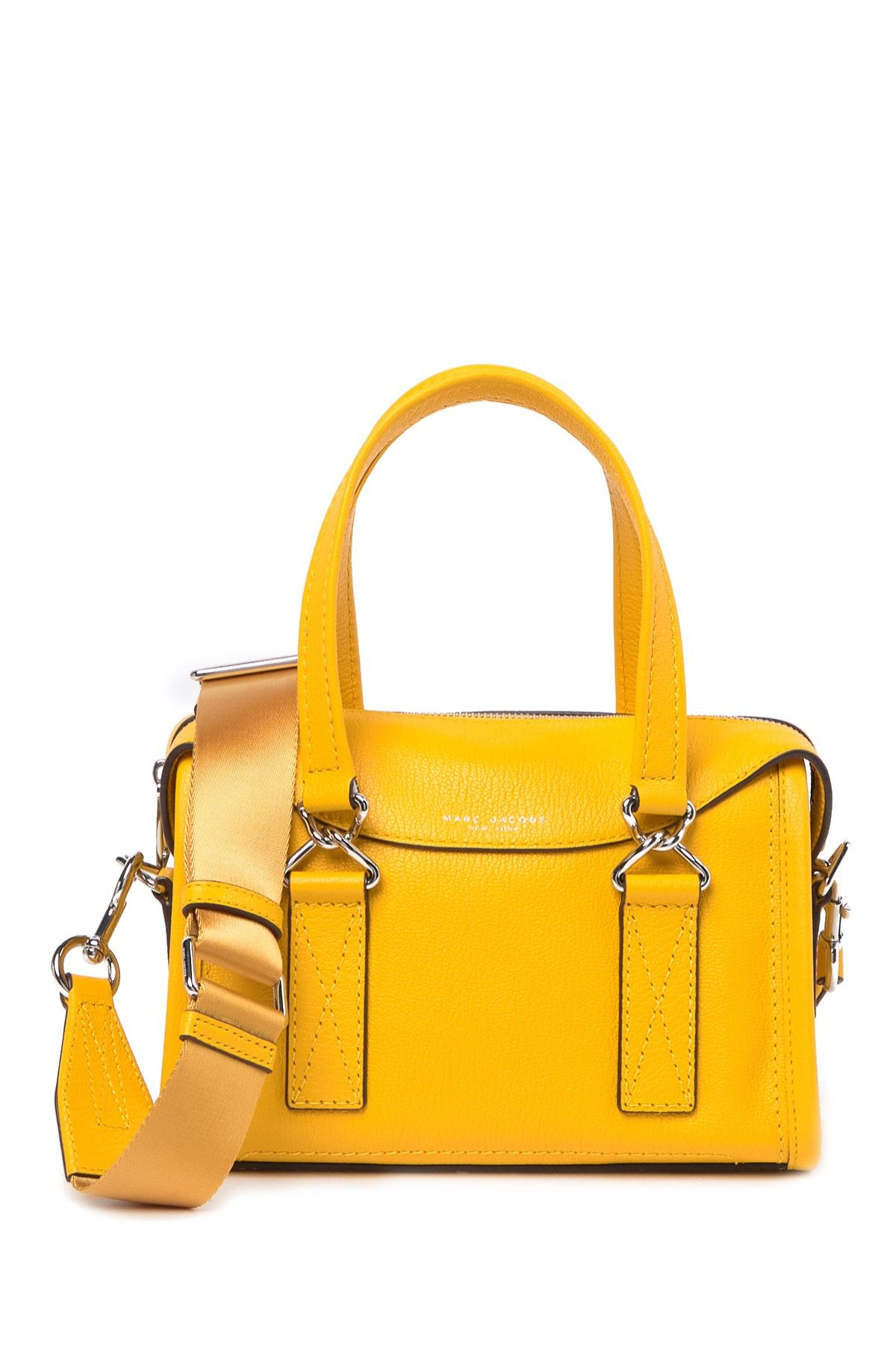 9321d6b80ea6 Marc Jacobs - Wellington Mini Leather Satchel is now 50% off. Free Shipping  on orders over  100.