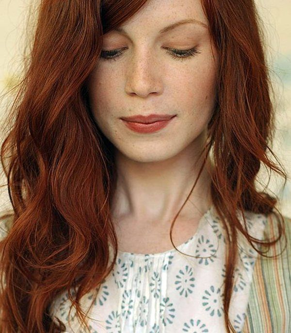 Tarcin Bakir Sac Rengi Kimlere Yakisir Cheveux De Feu Couleur