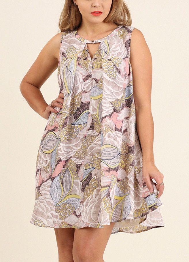 Curvy Flirty Dress