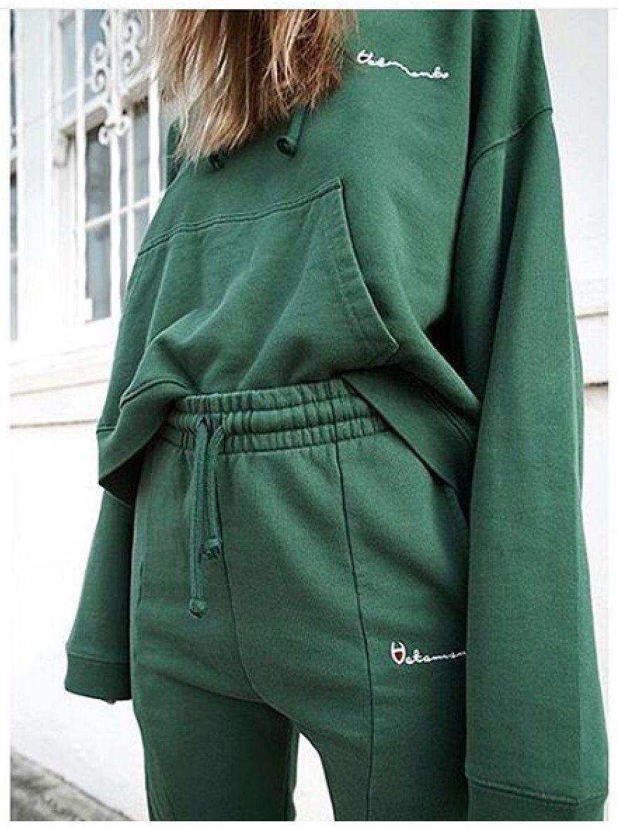 bf934b0f6f51 Champion clothes. Champion clothes Green Sweatpants ...