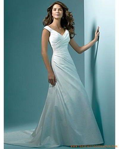 vestidos de novia sencillos - Buscar con Google | Dress | Pinterest ...