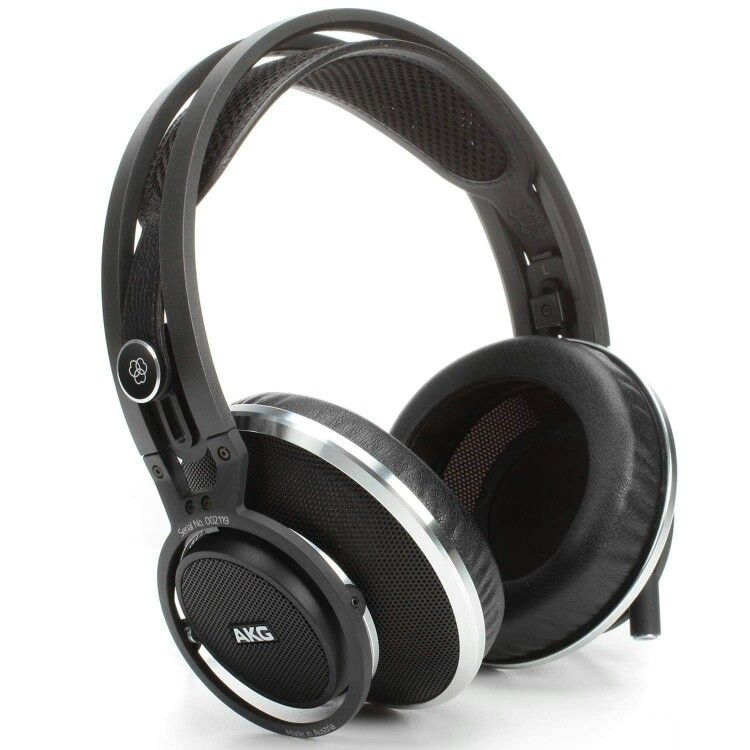 AKG K812 New Headphones.