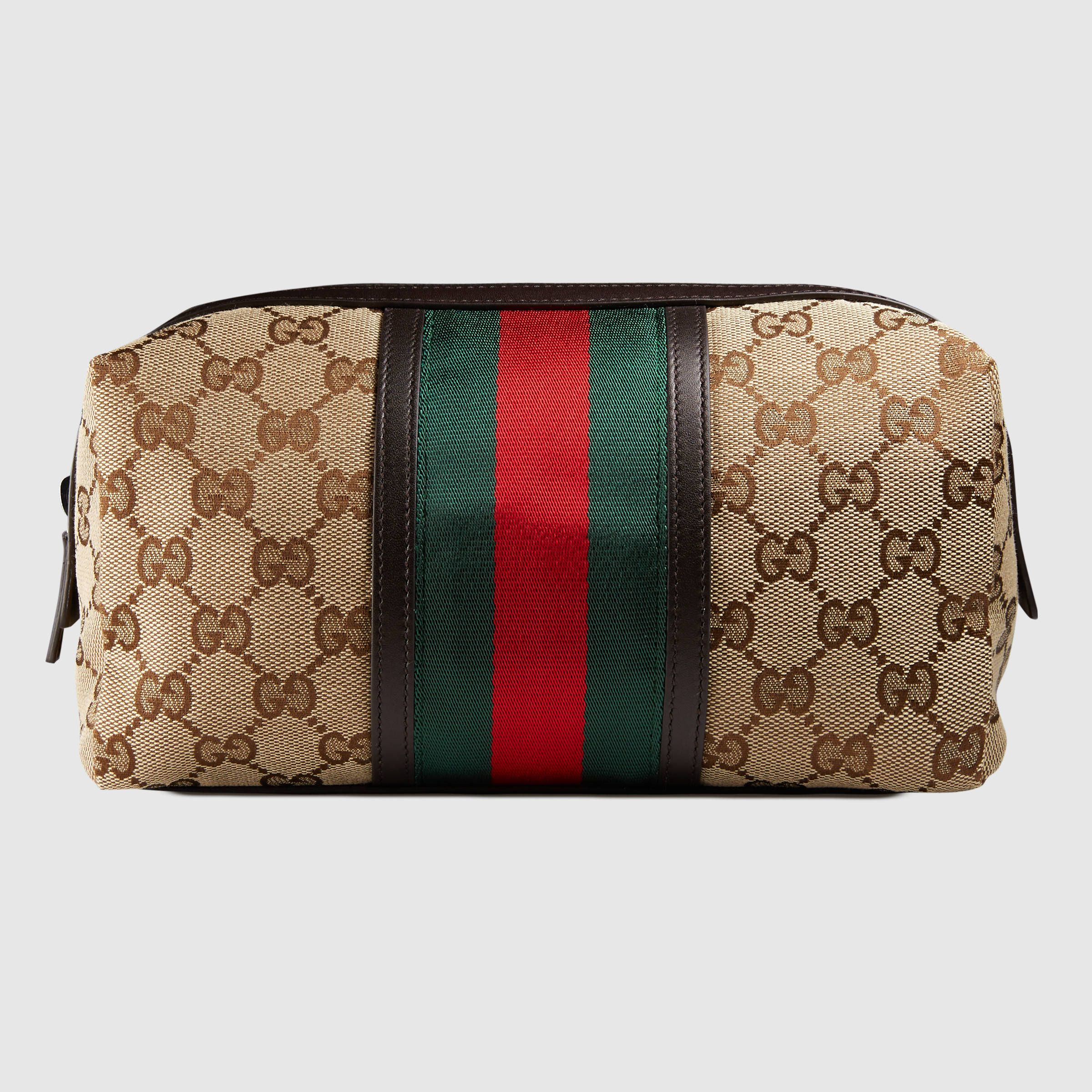 Gucci Original GG large cosmetic case (With images