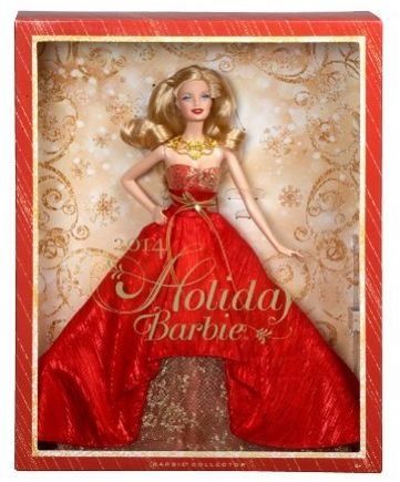 Barbie Collector 2014 Holiday Doll $14.89 (Was $40) - http://www.swaggrabber.com/?p=281086