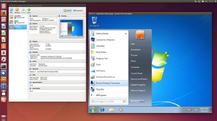 mac os launcher for windows 7