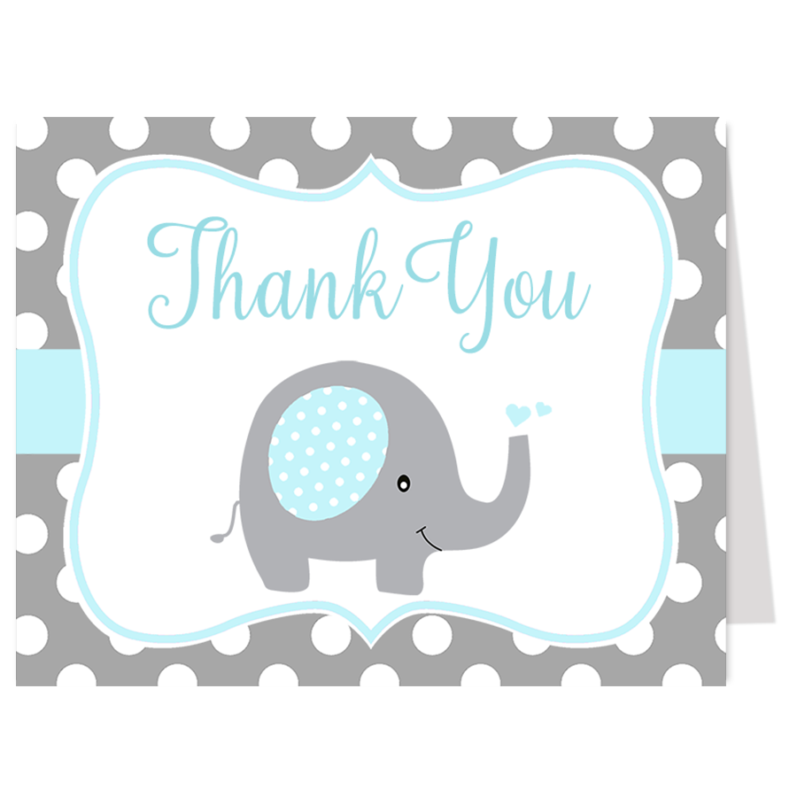Letter From Baby To Baby Shower Guests: Thank Guests For Attending Your Boy Baby Shower With This