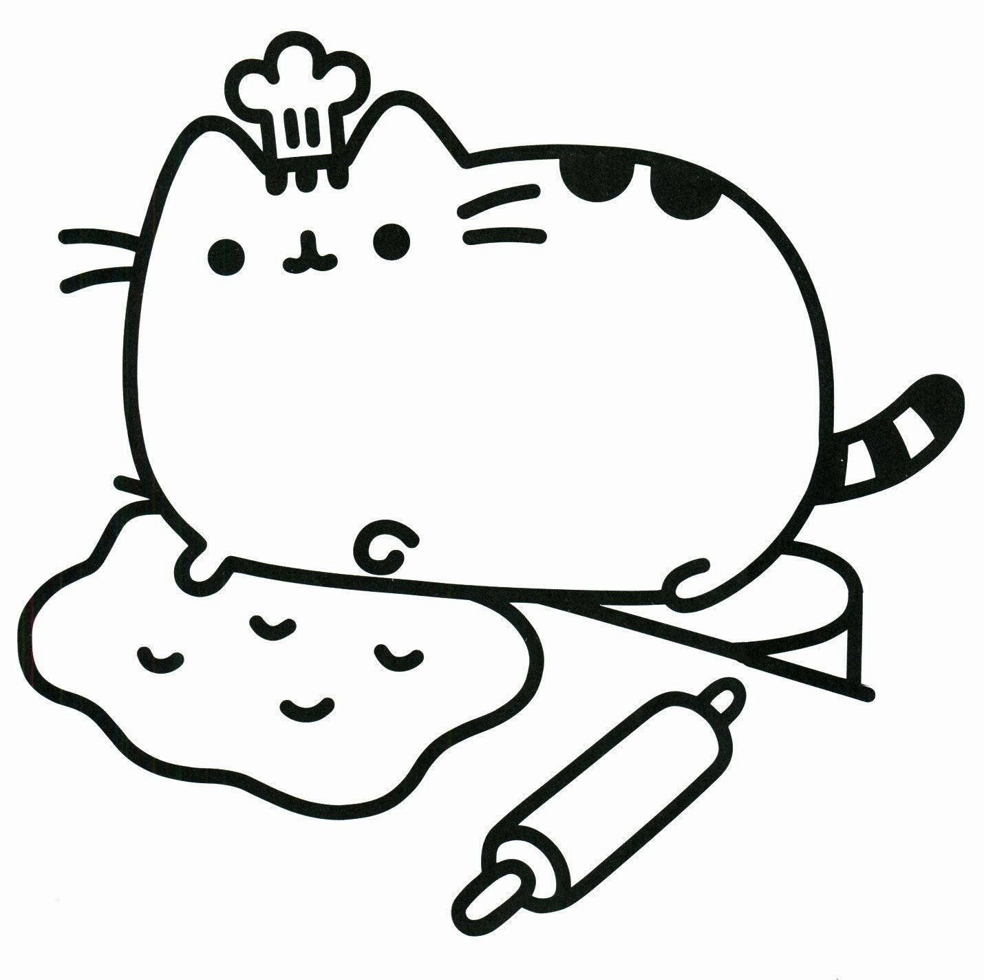 Coloring Pages Kawaii Animals Inspirational Awesome Cute Kawaii Food Coloring Pages Pusheen Coloring Pages Cat Coloring Page Food Coloring Pages