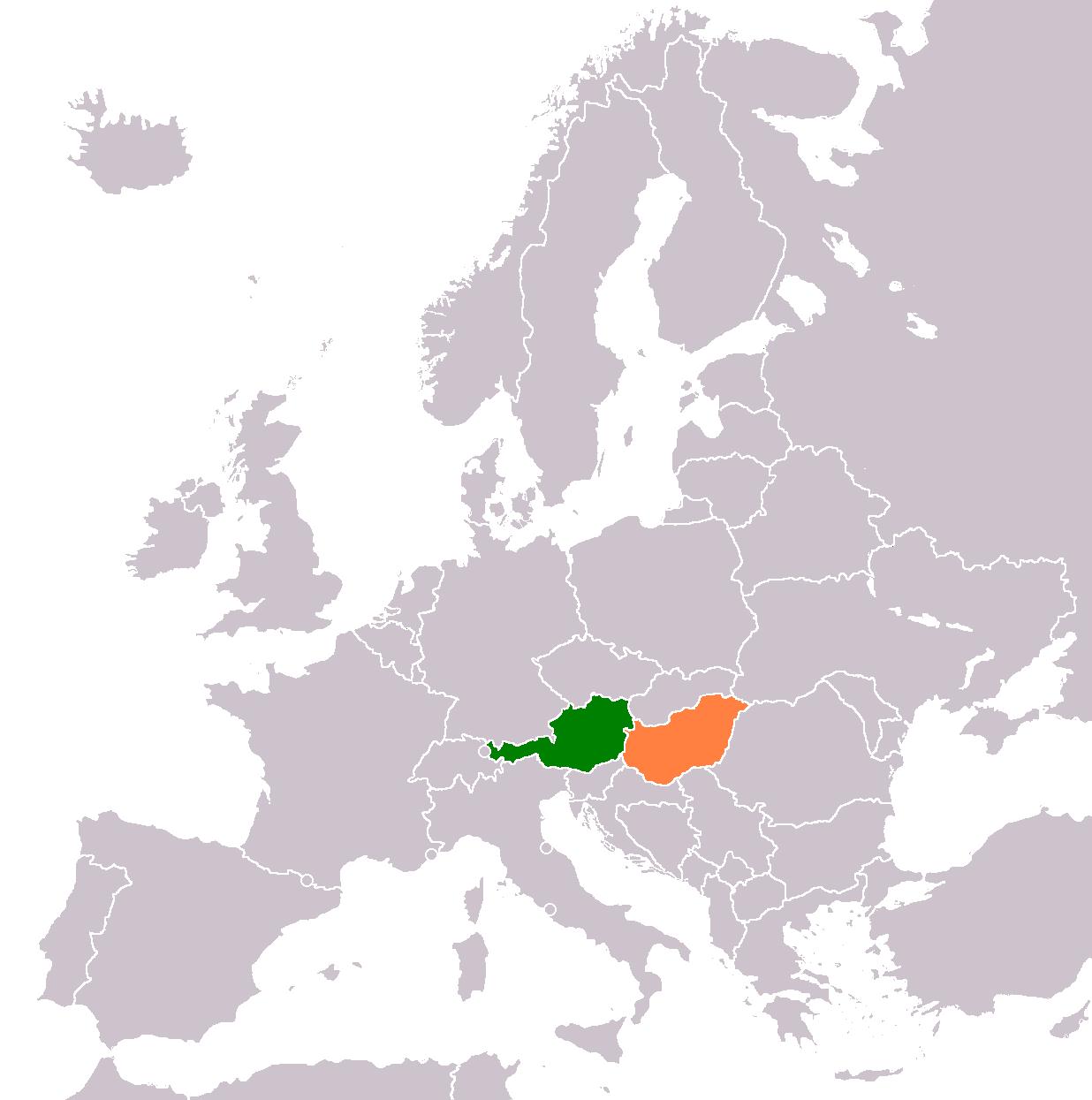 Austria hungary locator map maps pinterest austria hungary locator map gumiabroncs Images