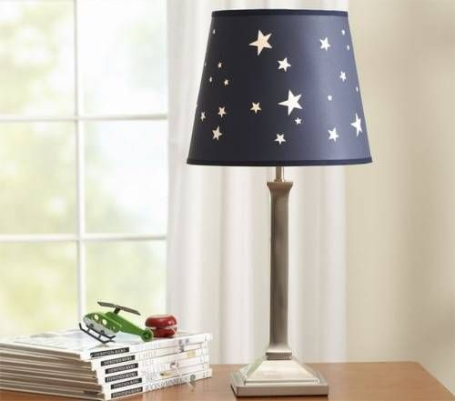 If you're searching for boys' bedroom lamp shades, consider this ...