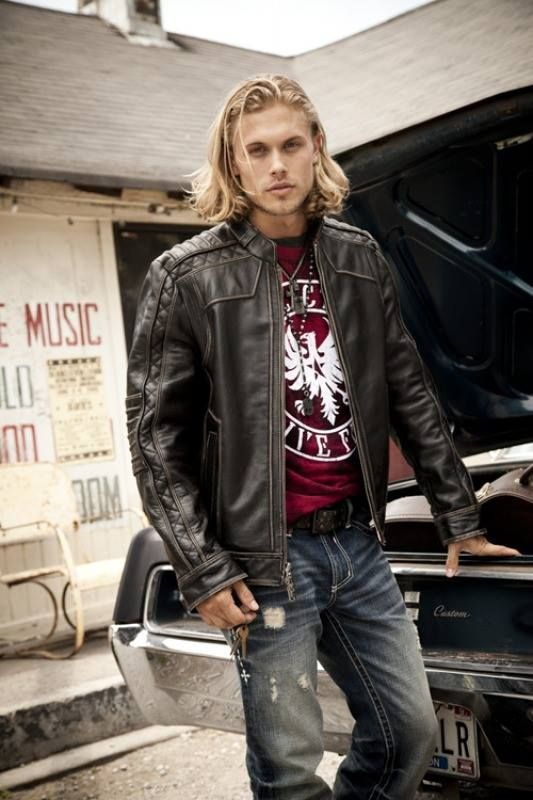 Pin By Mark Grimm On Biker Jackets And Vests And Denim