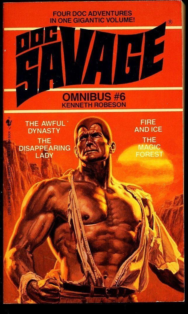 Doc Savage Omnibus 6