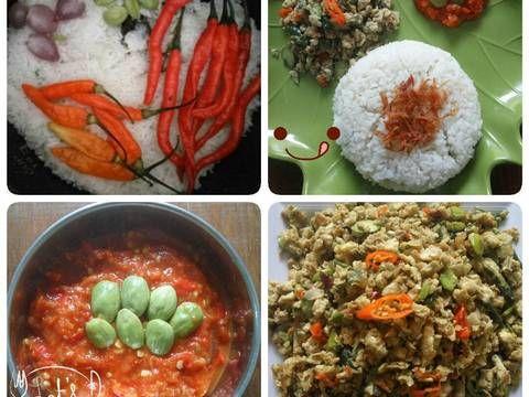 Resep Nasi Liwet Tanpa Santan Oleh Natalia Angelina Resep Resep Nasi Ayam Goreng
