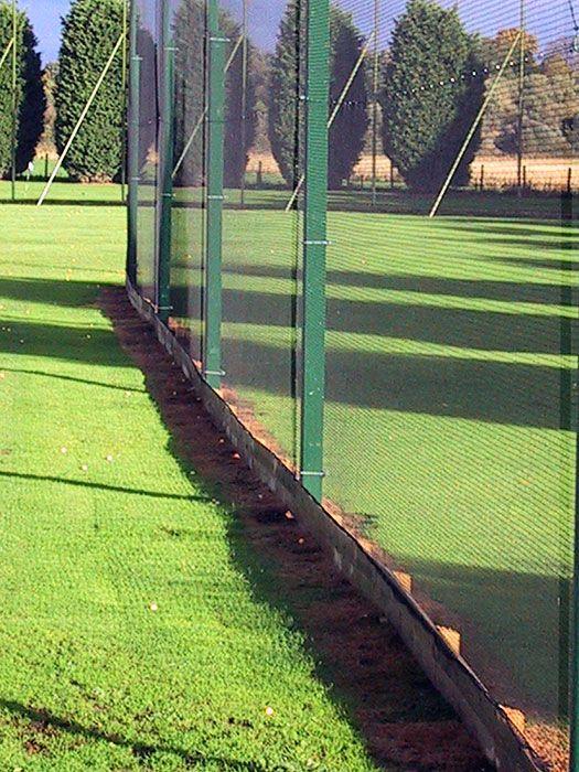 Sports net supplies, installation. Golf course netting ...