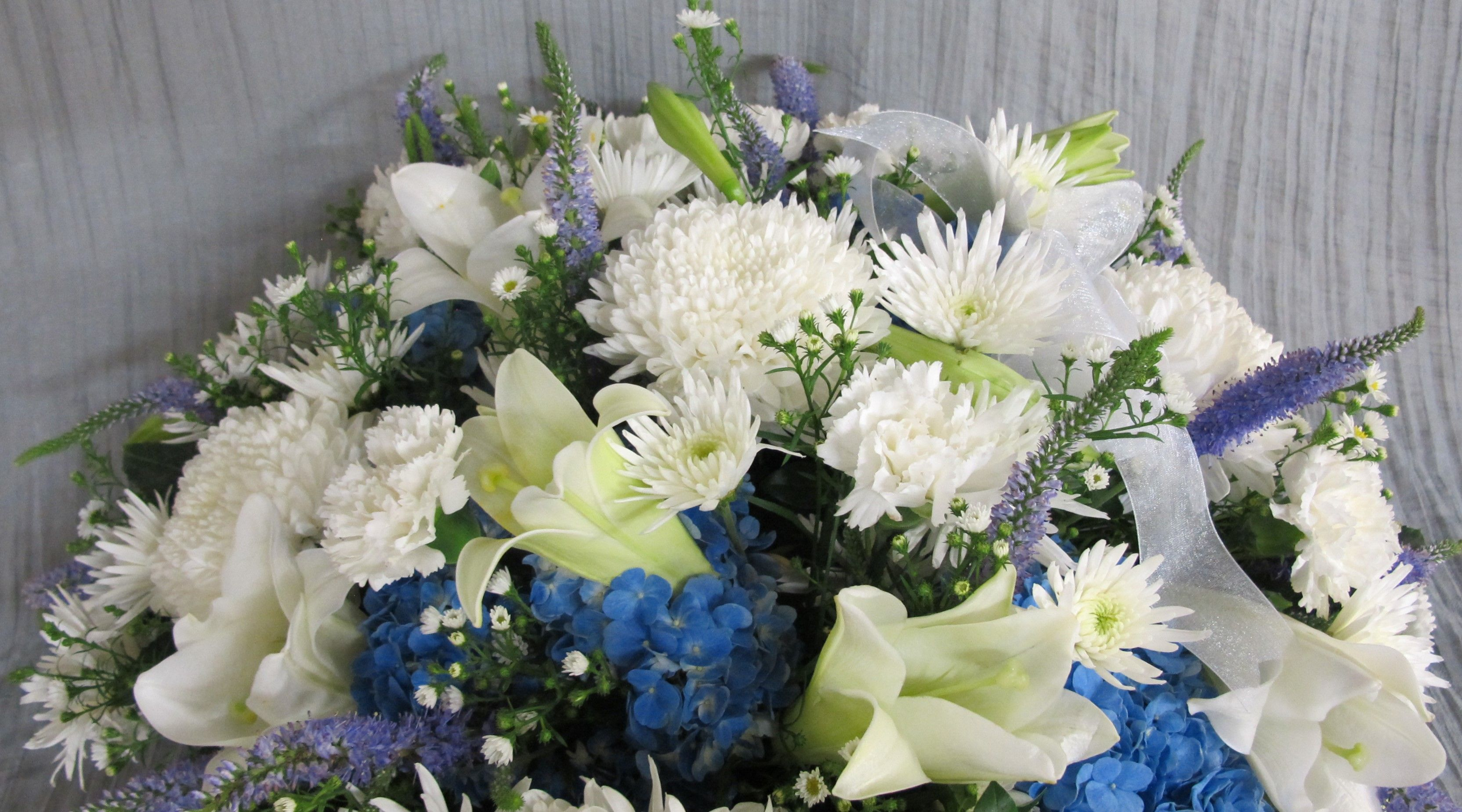 Wreath By Eros Florist Funeral Tributes Wreaths Pinterest