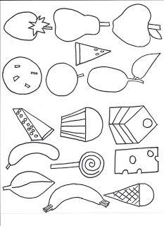 Very Hungry Caterpillar template | Felt board | Pinterest | Hungry ...