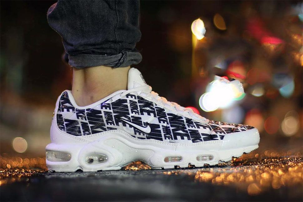 "Preview  Nike Air Max Plus (Tuned 1) ""Nike Print"" a2aefe7b4"