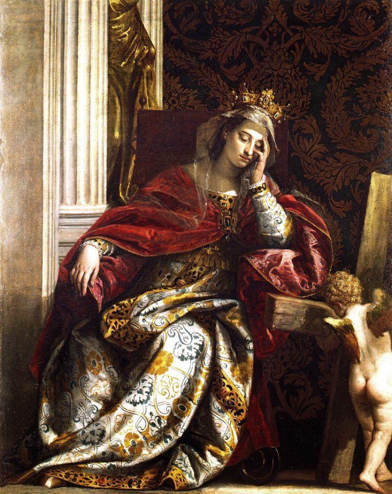 Visione di Sant'Elena 1580 Paolo Caliari Il Veronese