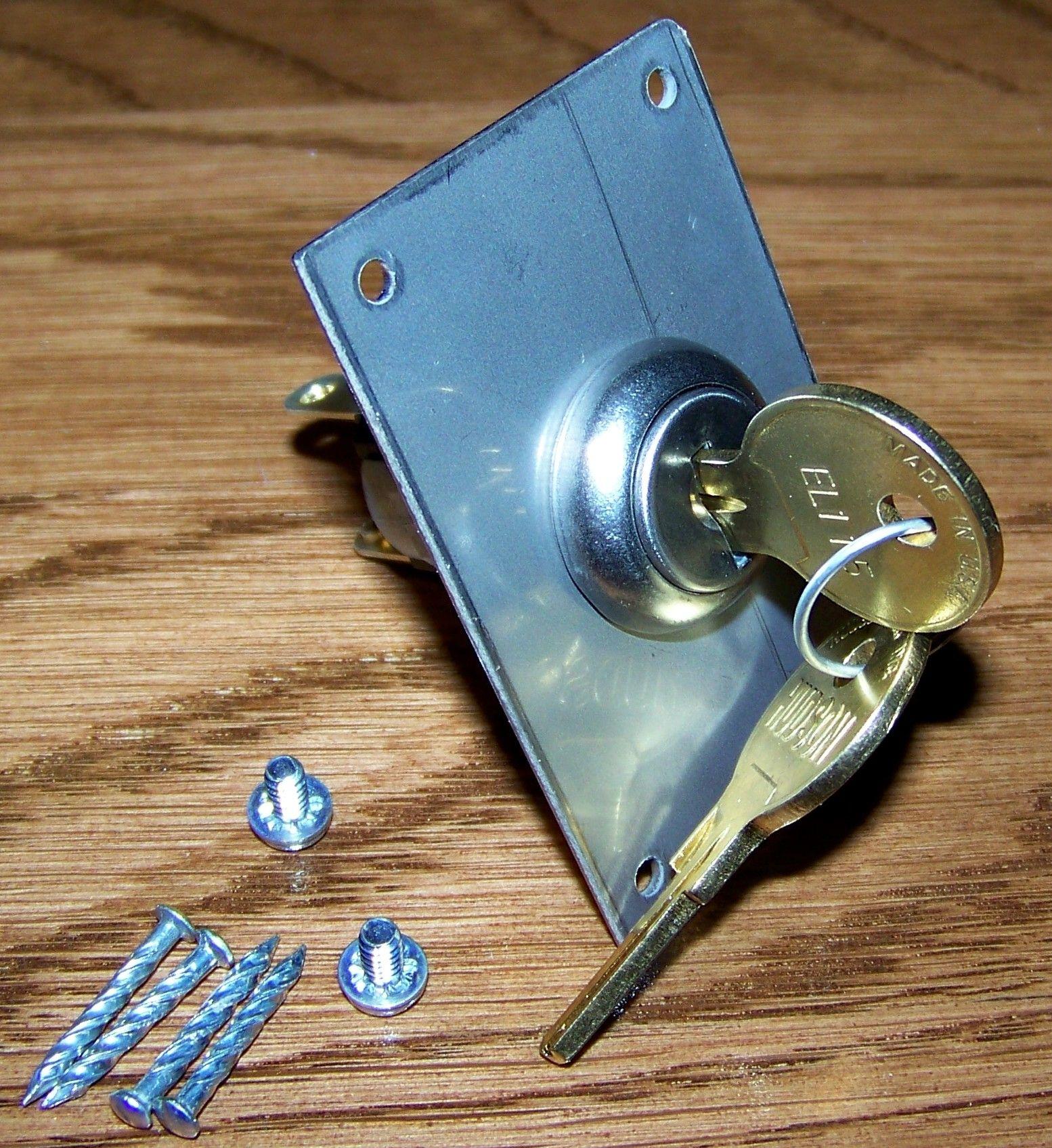Garage door lock latch  Electric Garage Door Key Switch  voteno  Pinterest