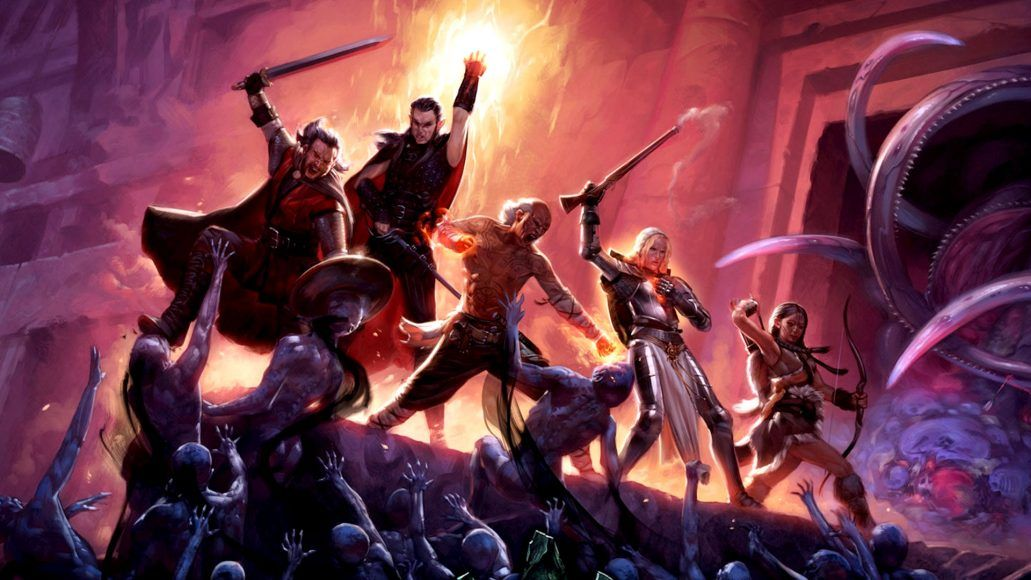 Digital Pre Orders For Pillars Of Eternity Complete Edition Now