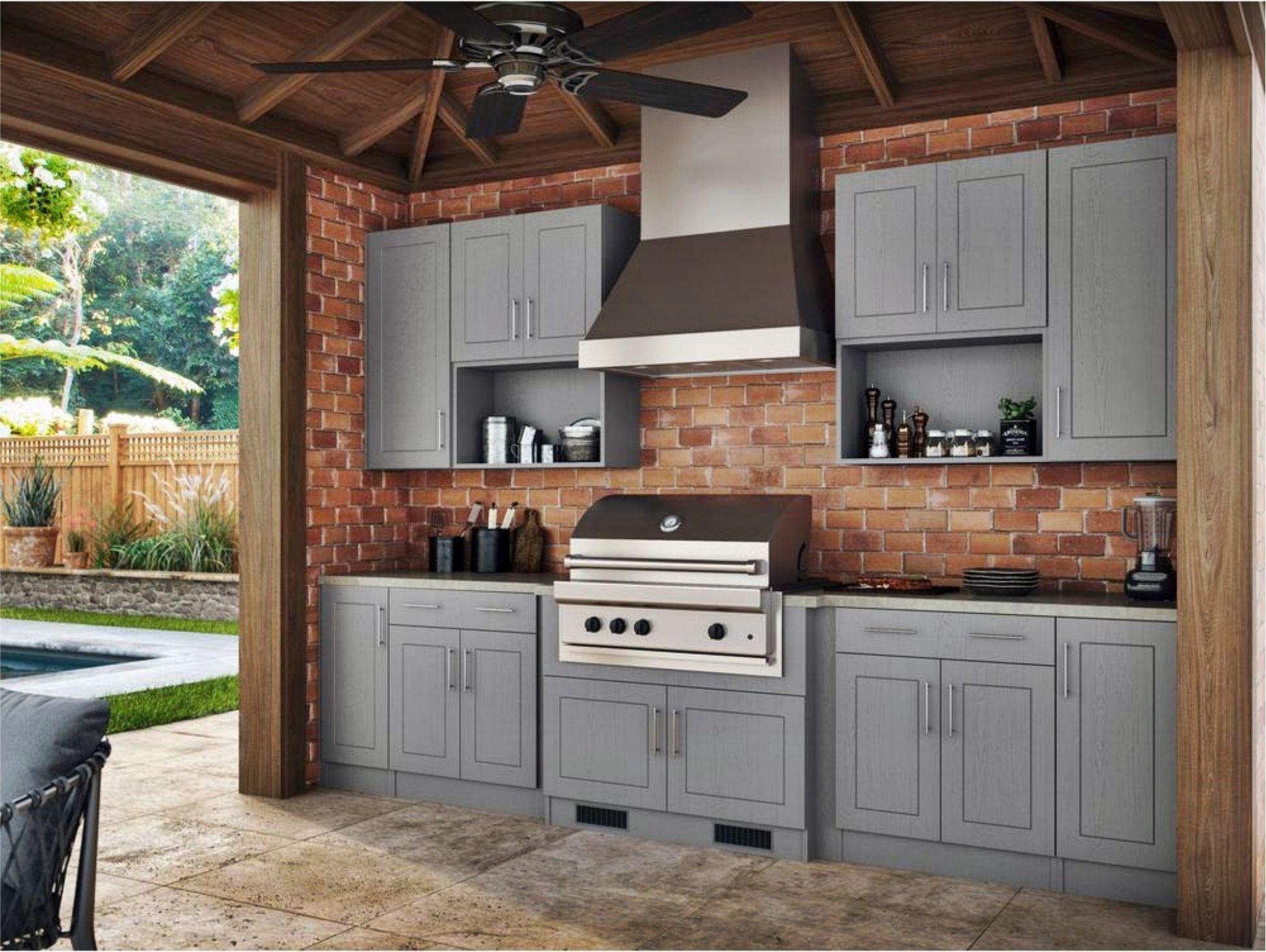 Outdoor Kitchens Pacific Design Outdoor Kitchen Cabinets Outdoor Kitchen Appliances Outdoor Kitchen