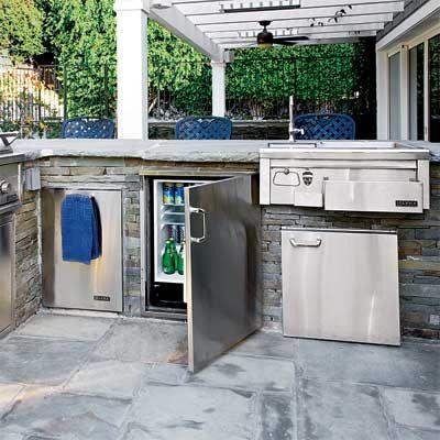 Plan The Perfect Outdoor Kitchen Outdoor Kitchen Design Outdoor