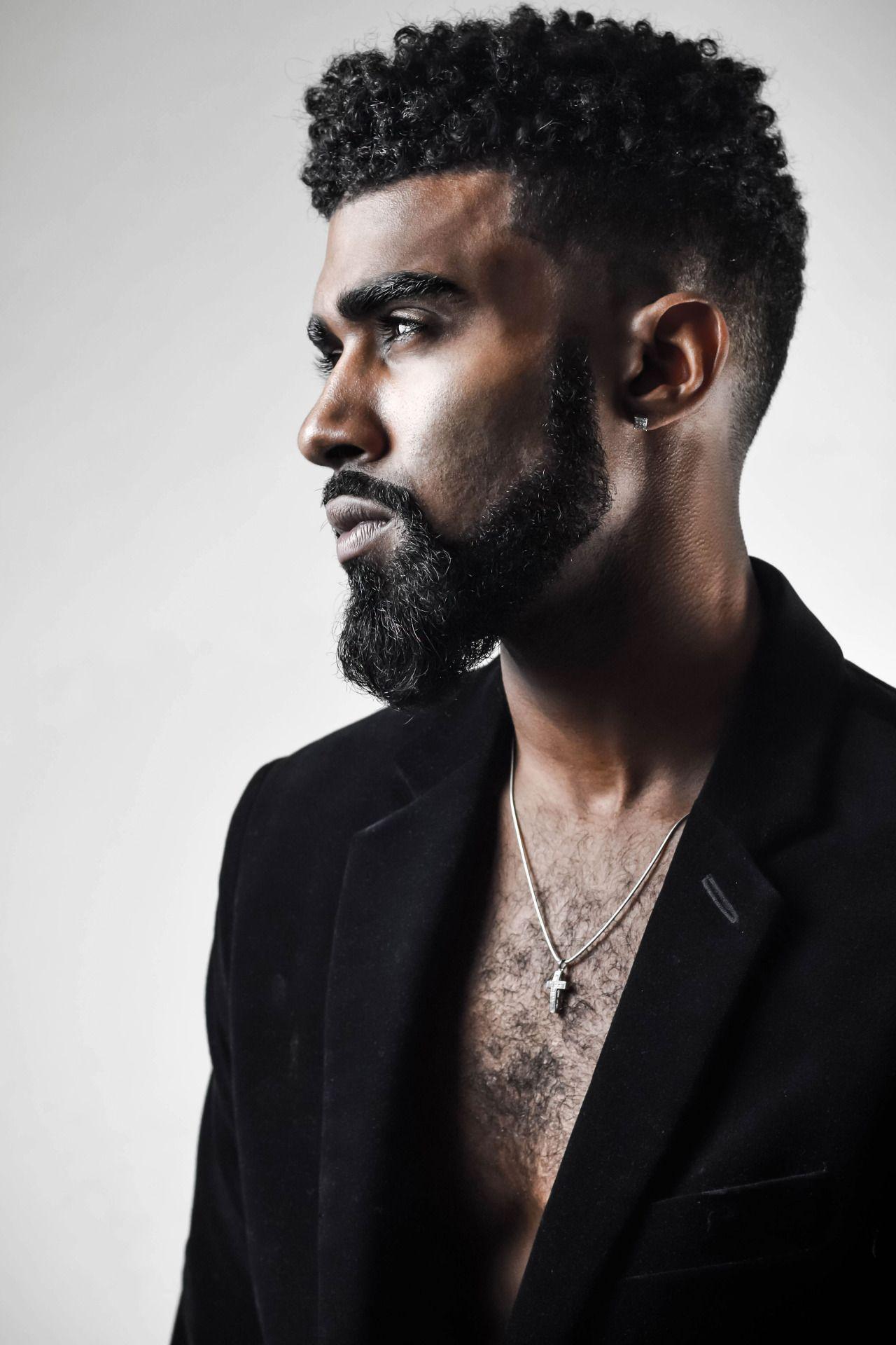 Black beauty stilos de barba pinterest babies haircuts and black