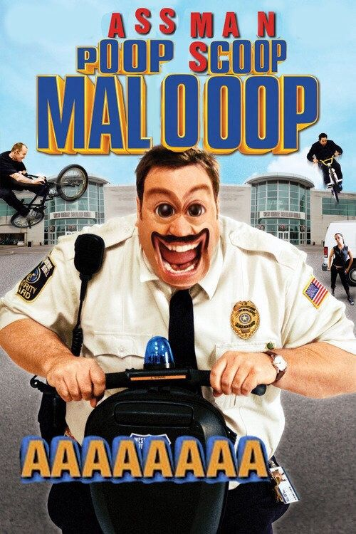 Pin By Connor On Stuff I Like With Images Mall Cop Paul Blart