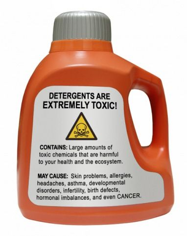 Know The Truth About Detergent Cancer Prevention Health Cancer