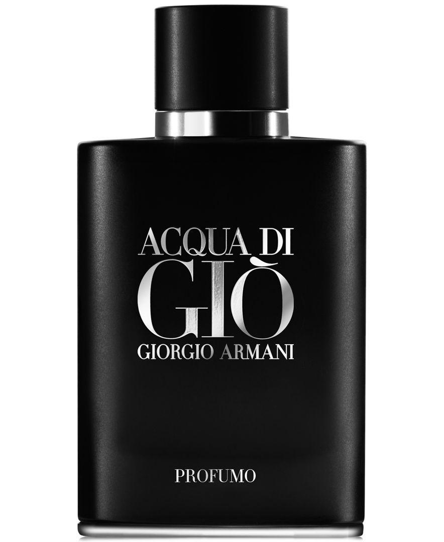 Acqua Di Gio Profumo 25 Oz Best Colognes For Mens Armani