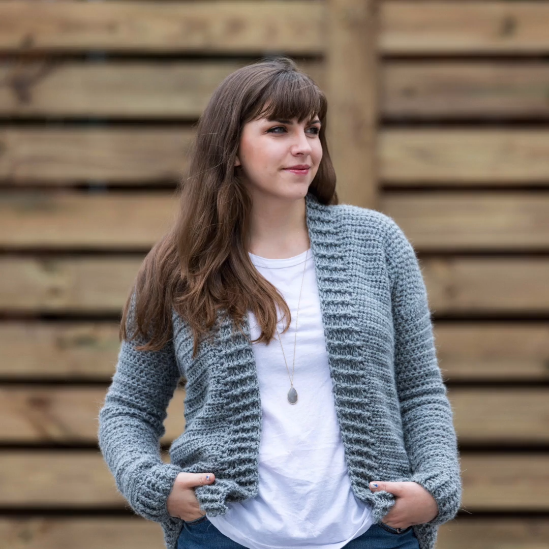 Photo of Crochet Everyday Cardigan – free pattern