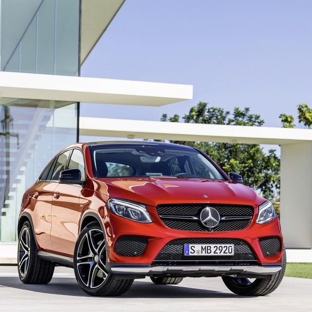 As Our First Amg Sports Model The All New Gle Coupe Announces An