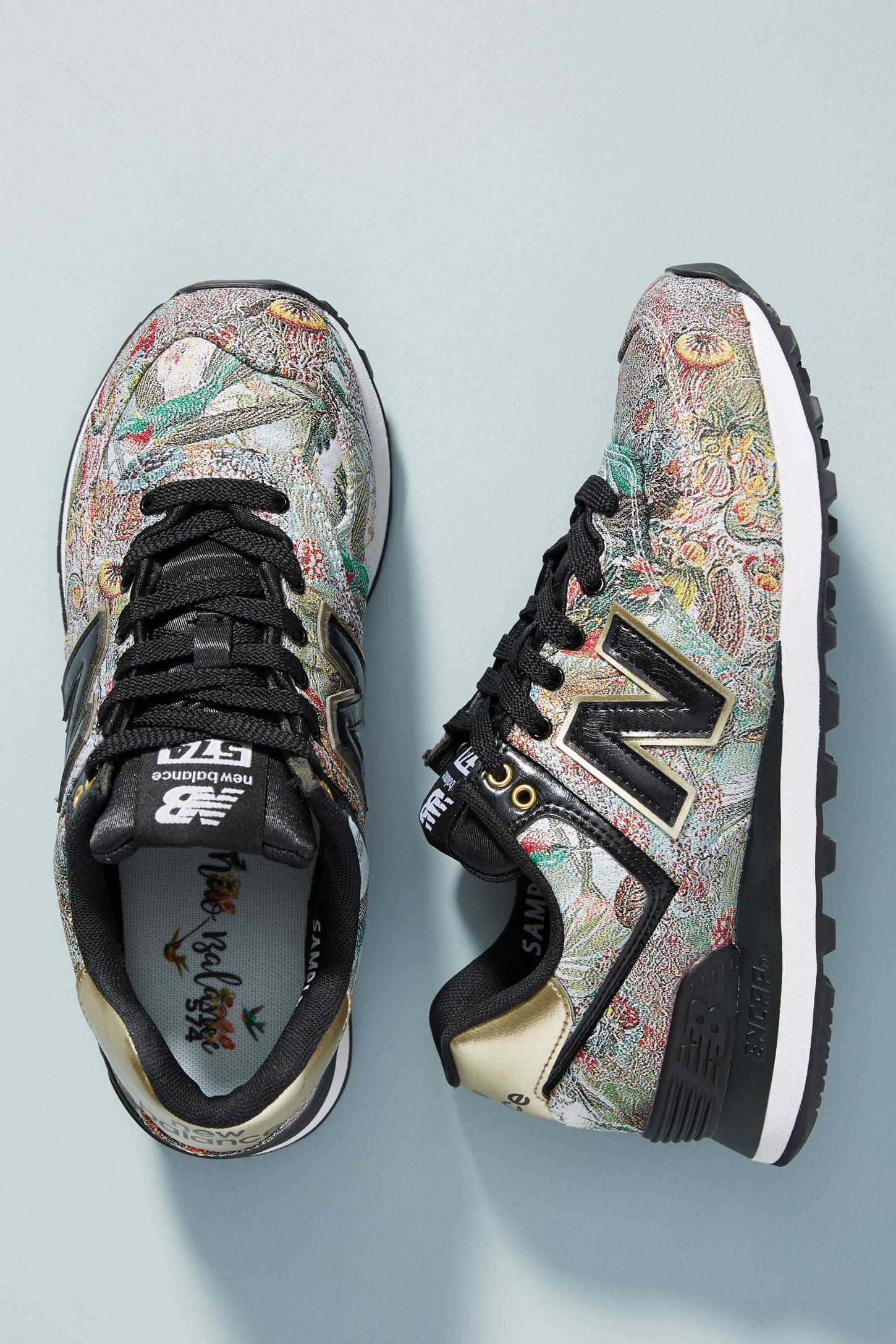 New Balance Sweet Nectar 574 Sneakers | Spring Summer