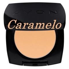 Avon Maquiagem Ideal Face Pó Compacto Facial Efeito Matte
