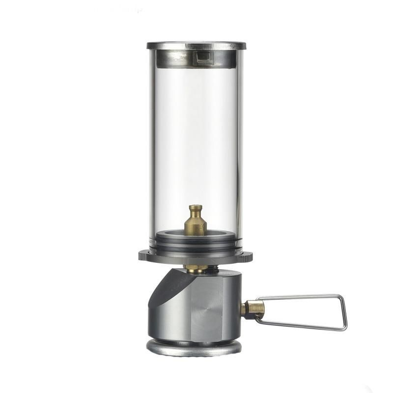 Dreamlike Candle Lamp Portable Outdoor Camping Light Gas Lighting Camping Lamp Tent Gas camp lamp gas-burner