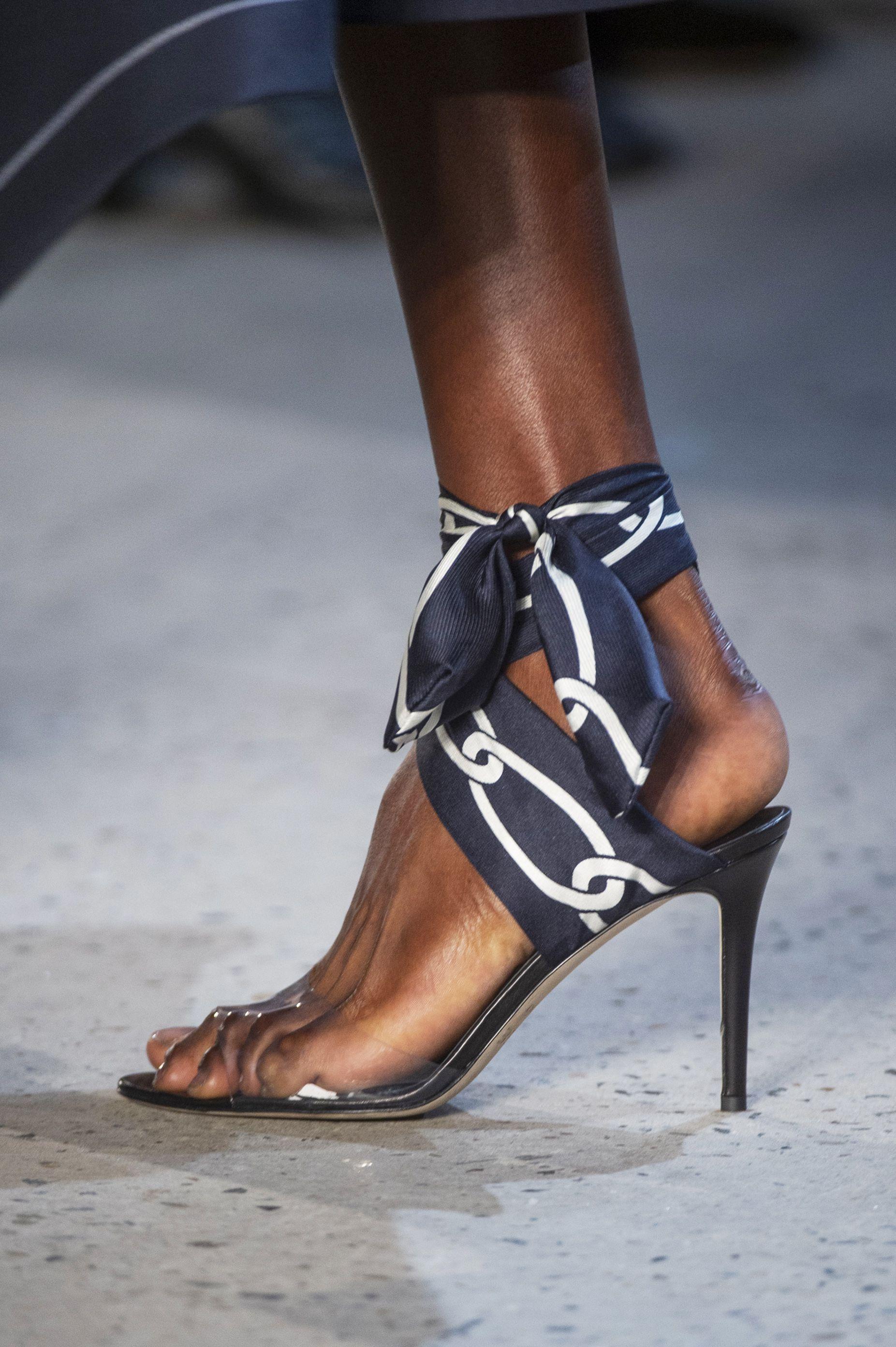 Runway shoes