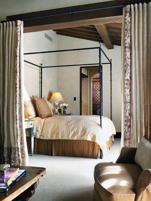 51c15e6372e568b692d52d68bf25a42a--mediterranean-bedroom-bedroom-curtains.jpg (500×666)