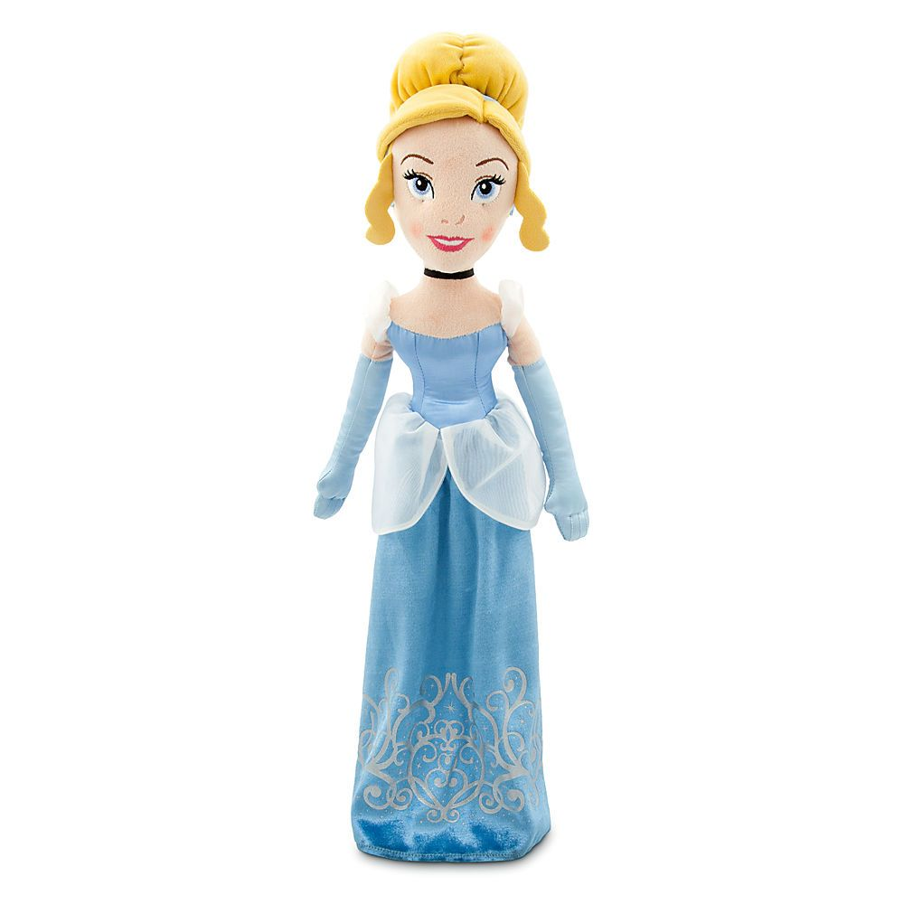 Cinderella Soft Toy Doll : Disney cinderella plush doll medium