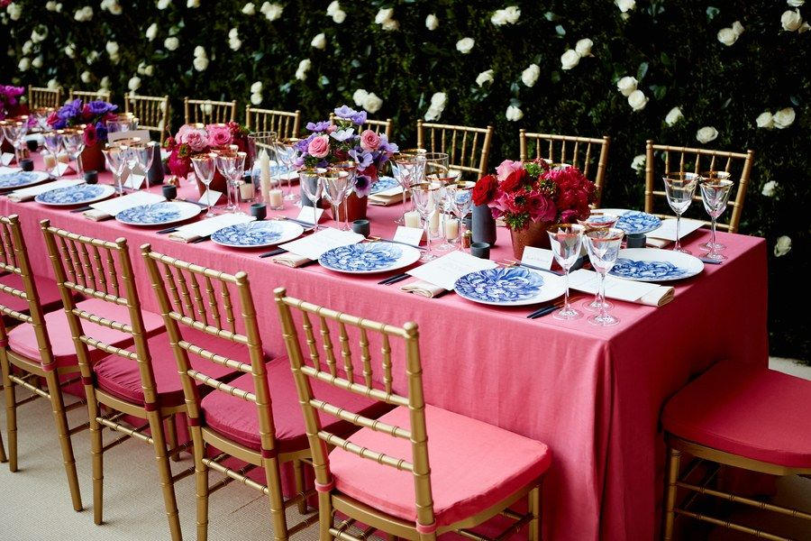 The 2017 Met Gala Tablescapes Wedding catering near me