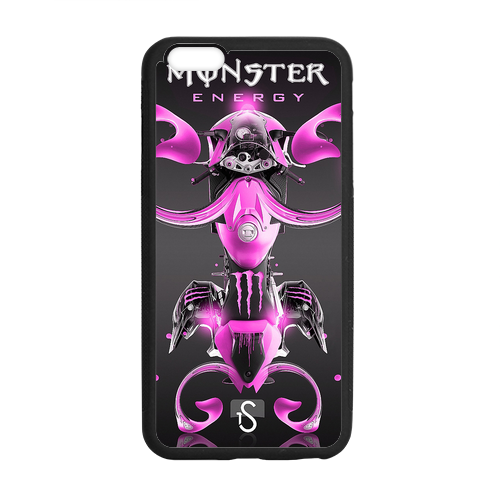 Charmant Monster Energy Fantasy Moto Acid Case For IPhone 6 Plus